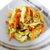 ترشی کلم و هویج