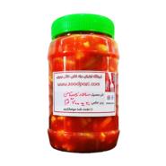 سالاد زمستانی (ترشی گوجه)