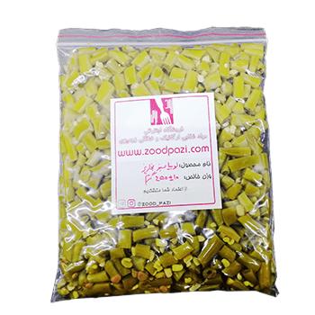 لوبیا سبز بخارپز