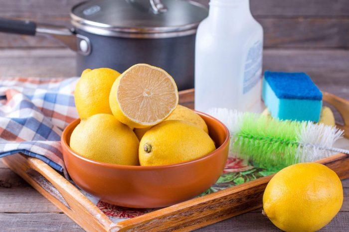 7کاربرد لیمو ترش و آبلیمو در نظافت آشپزخانه